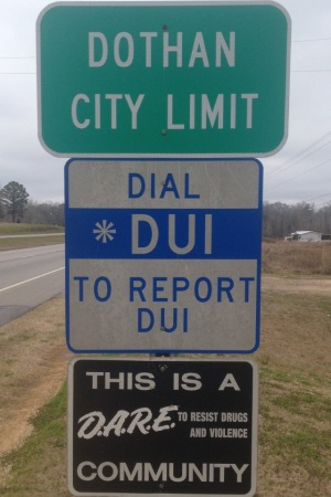 City of Dothan Police Department Houston County Alabama