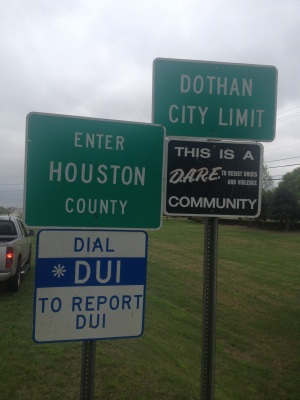 Houston County Dothan Alabama