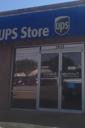 2932 Ross Clark Circle Suite #415 Dothan Alabama 36301 UPS Store Houston County