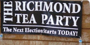 Richmond Tea Party Virginia