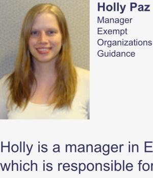 Holly Paz