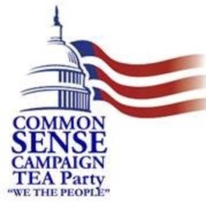 The Common Sense Campaign Tea Party