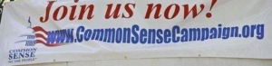 The Common Sense Campaign Alabama