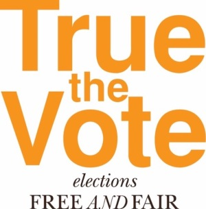 True the Vote Elections Free and Fair