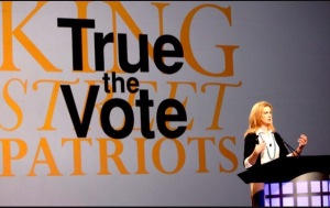 True the Vote King Street Patriots