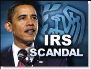 Barack Obama IRS Scandal