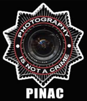 Photography Is Not A Crime PINAC