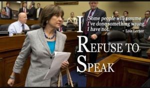 Lois G. Lerner (Lois Lerner) Internal Revenue Service (I.R.S.)
