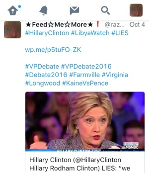 Twitter (@Twitter) FASCISTS Censoring Shadowbanning Tweets about Hillary Clinton (@HillaryClinton Hillary Rodham Clinton)